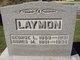 Profile photo:  Agnes Matilda <I>Fry</I> Laymon