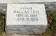 """Dallas Levi """"Dal"""" Miller"""