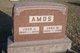 Profile photo:  Anna M <I>Schwarz</I> Amos