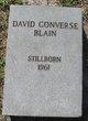 Profile photo:  David Converse Blain
