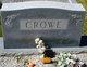 Profile photo: Rev Albert Calaway Crowe