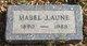 Mabel Josephine <I>Halvorson</I> Aune