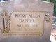 Ricky Allen Daniel