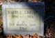 Harry L Carson