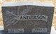 Doris Ione <I>Aune</I> Anderson