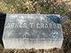 Profile photo:  Agnes Pearl <I>Thorne</I> Crabb