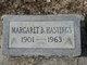 Margaret B Hastings