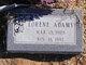 "Profile photo:  Lorene ""Trixie"" <I>Blye</I> Adams"