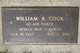 William Richard Cook