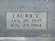 Profile photo:  Laura C. Aita