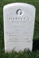 Harvey J Boone