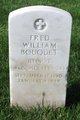 Fred William Bouquet