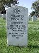 PFC Charles Cook Jr.