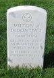 Milton A DeDontney