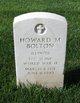 Howard Mathew Bolton