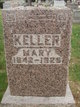Profile photo:  Mary Keller