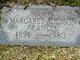 """Margaret Nina """"Mamie"""" <I>Addison</I> Francis"""