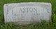 John W. Aston