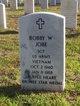 Sgt Bobby W Jobe