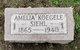 Amelia <I>Koegele</I> Siehl