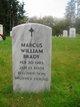 Profile photo:  Marcus William Brady