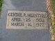 Clydie Valira <I>Rotch</I> McIntyre