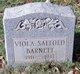 Viola <I>Saffold</I> Barnett