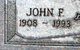 John Floyd Decker