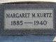 Profile photo:  Margaret M <I>Dunn</I> Kurtz