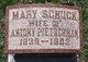 Mary Louise <I>Schuck</I> Pietschman