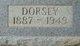Dorsey Anderson