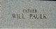 Will Paulk