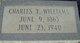 Charles T Williams