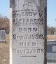 Lucy Virginia <I>Harris</I> Alexander