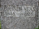 Lucinda Rilla Ann Mariah <I>Reid</I> Neas