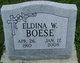 Profile photo:  Eldina W. Boese