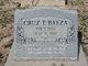 Cruz Torres Baeza