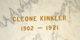 Cleone Kinkler