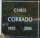 Profile photo:  Chris Corrado