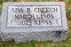 Profile photo:  Ada Teresa <I>Barefoot</I> Creech