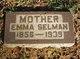 Emma Catherine <I>Hansford</I> Selma