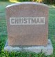 Profile photo:  Christman