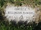 Mrs Cortez E. <I>Bullington</I> Flowers