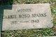 Carrie Belle <I>Boso</I> Sparks