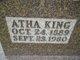 Atha <I>King</I> Crawford
