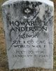 Howard L Anderson