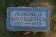 Pearline D. Vanden Bosch