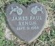 Profile photo:  James Paul Bynum