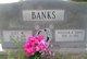 Alice Marie <I>Franklin</I> Banks