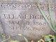 Profile photo:  Ella Edging